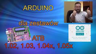 #0512 ARDUINO - ATNEL - dla zestawów ATB + USBASP + tajny konkurs - do wygrania zestaw ATB
