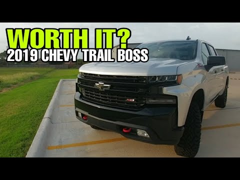 2019 Chevy Trail Boss. WORTH IT? FIND OUT!