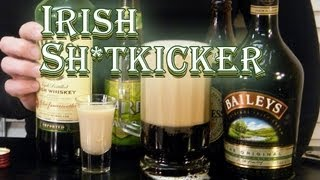 Irish Shitkicker - Evolution of the Irish Car Bomb - theFNDC.com
