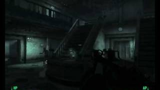 Fallout 3 - Crazy ghoul quest (optional quest)