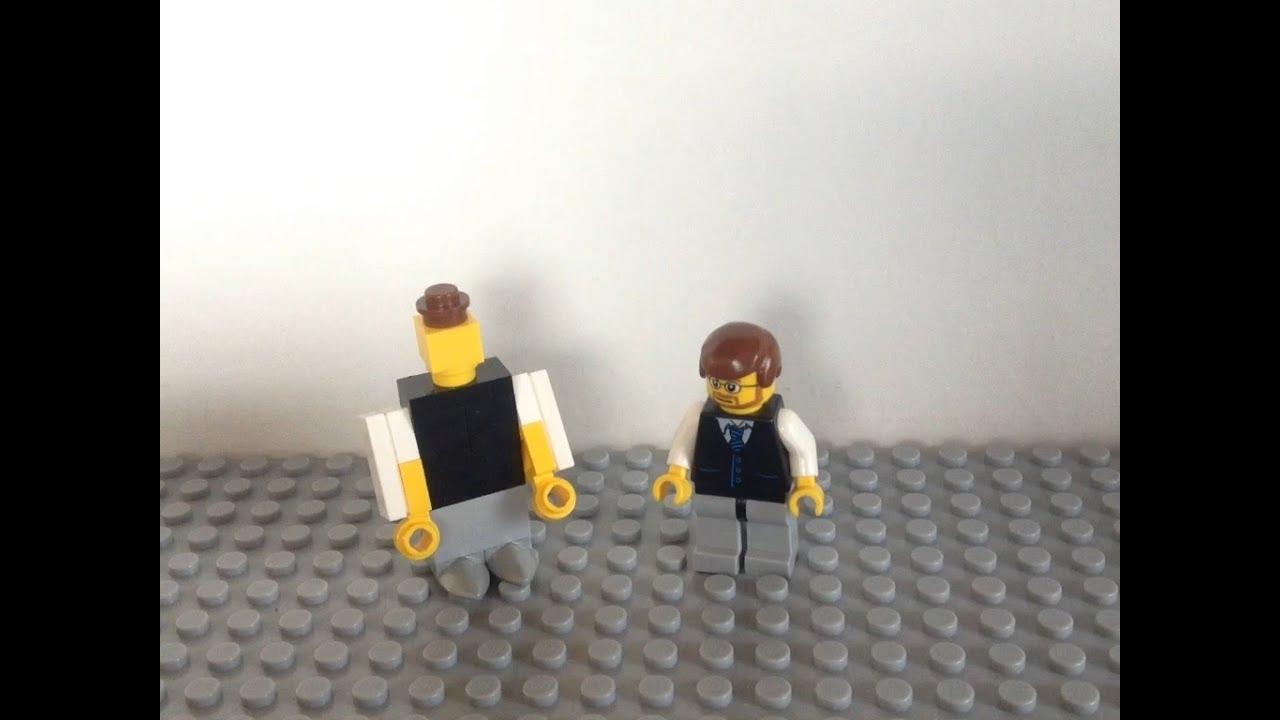 Como hacer un mu eco de lego con piezas de lego youtube - Piezas lego gigantes ...