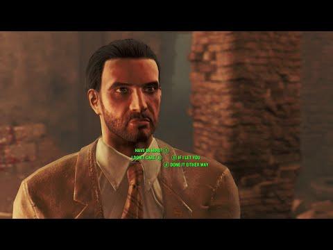 fallout 4 scouting the pinkman gallery serial killer pickman