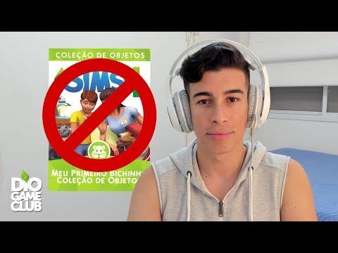 EA GAMES CORAJOSA! ~ Sobre The Sims 4 Meu Primeiro Bichinho e Mais | DioGameClub