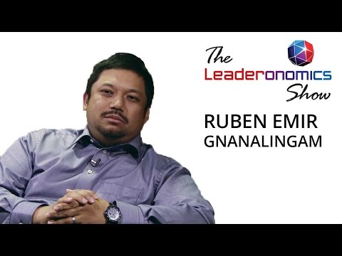 The Leaderonomics Show - Ruben Emir Gnanalingam, CEO of Westports Malaysia