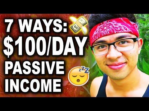 7 Passive Income Ideas to Make Money While You Sleep