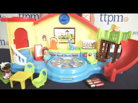 Little People Musical Preschool from Fisher-Price