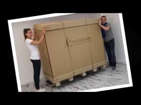 Le Class6, installez vous même le nouveau lit escamotable télécommandé - François Desile