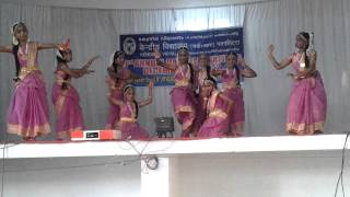 Kendriya Vidyalaya Chenneerkara -  Annual Day Celebration ( Semi Classic Dance)