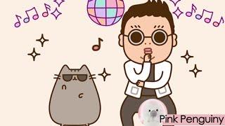 Pusheen the Cat Dance Music Video 🎶