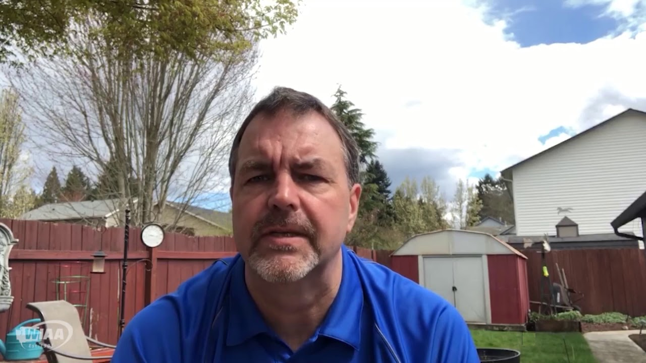 WIAA Executive Director Mick Hoffman on Spring State 2020-04-03