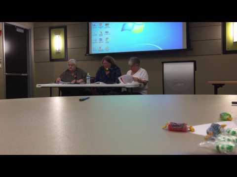Mississippi LPA Leadership Workshop Executive Secretary
