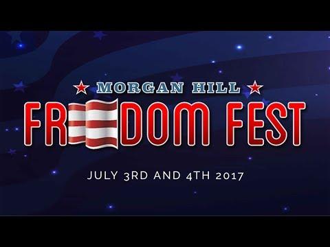2017 Morgan Hill Freedom Fest