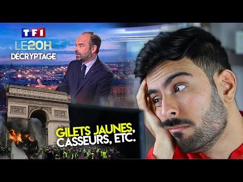 SUR TF1 : LE GOUV. NOUS MENACE (DECRYPTAGE)