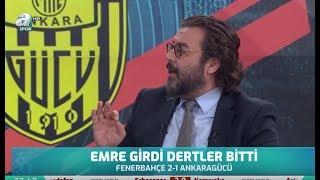 Ankaragücü'nden Kural Hatası Açıklaması '' Fenerbahçe Maçında Açıkça Kural İhlali Yapılmıştır''