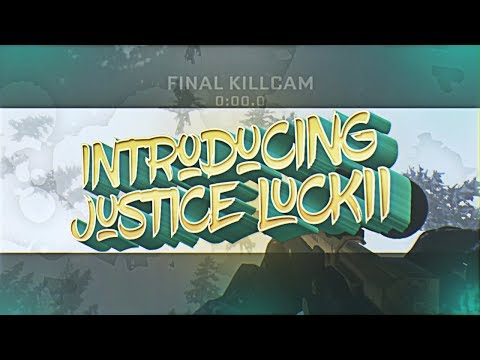 Introducing Justice Luckii by Beany