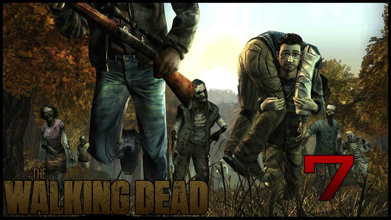 The Walking Dead Sezon 1 Bölüm 7 Haydutlar Youtube