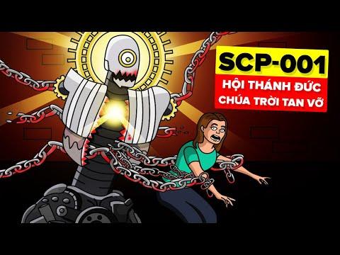 SCP-001 - Vị thần tan vỡ - Vòng Ouroboros (Hoạt hình SCP)