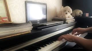 Listen To Your Heart - Roxette [piano cover]