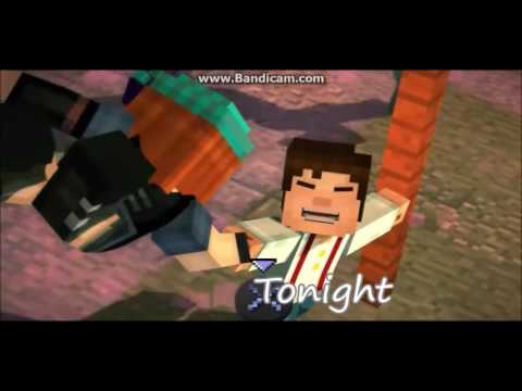 Jesse x Petra - Beautiful Now - Minecraft Story Mode