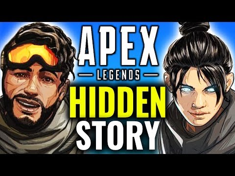 APEX Legends - Hidden Story