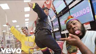LARRAY - THANOS ( OFFICIAL MUSIC VIDEO ) ft. RAVON | REACTION 