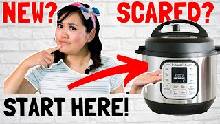 How to Get Started with your Instant Pot Duo! Beginners start here!