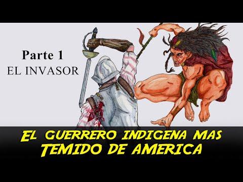 El guerrero ind�gena m�s temido de America - Bastardos Del Imperio - Parte 1 - Leftraro documental