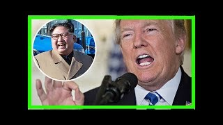 News Bangla: South Korea desperate for donald trump warnings before the attack on North Korea