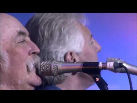 David Gilmour - On An Island - Live w/David Crosby & Graham Nash
