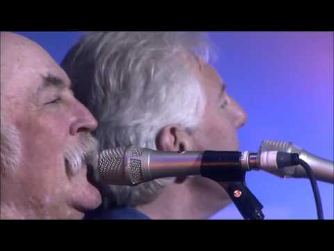 David Gilmour - On An Island - Live w/David Crosby & Graham Nash