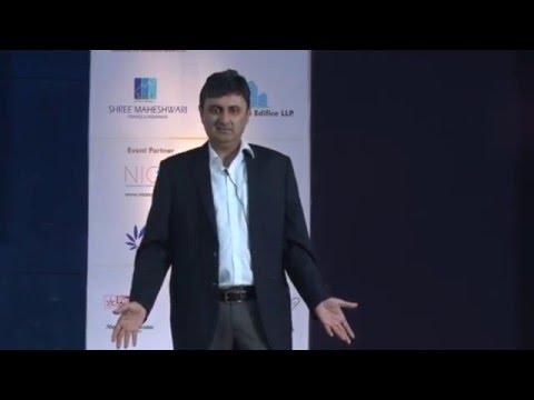 Entrepreneurial journey of building Landmark by Sanjay Thakker