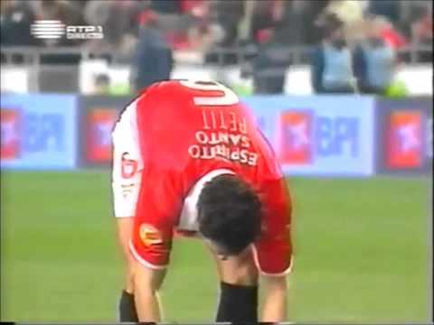 JI: SL Benfica 3 sporting 3 (7-6 agp)