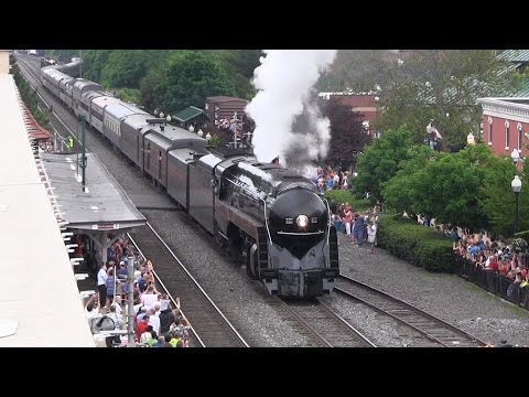 Norfolk & Western 611 - The American