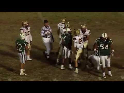 Hunter Miles Moore - Mission Hills Football 2009