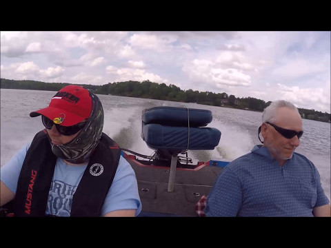 Fishing Trip to Lake Hickory 2017