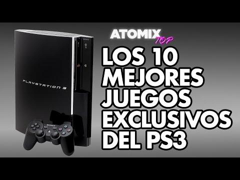 AtomixTOP – 10 mejores juegos exclusivos del PS3