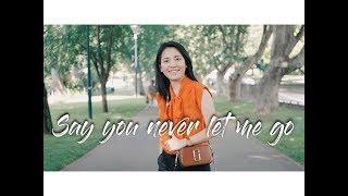 Say You Never Let Me Go - Melbourne 2017 | Roses (Nomis Remix)