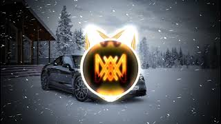 Avee Player With Flame logo Hard bass template