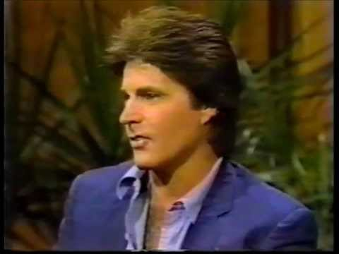 Rick Nelson Interview 1983