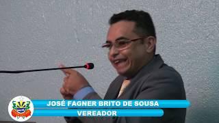 Fágner Brito pronunciamento 16 02 2018