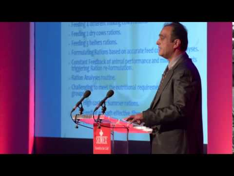 Semex UK Conference 2015 - Imad Saleh, Director of Dairy Farms, NADEC