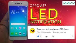 OPPO A37 - LED NOTIFIKASI?