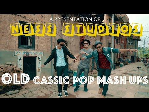 VJ   Brijesh   Sanjeet - Old Classic POP Mashups (Ness Studios)