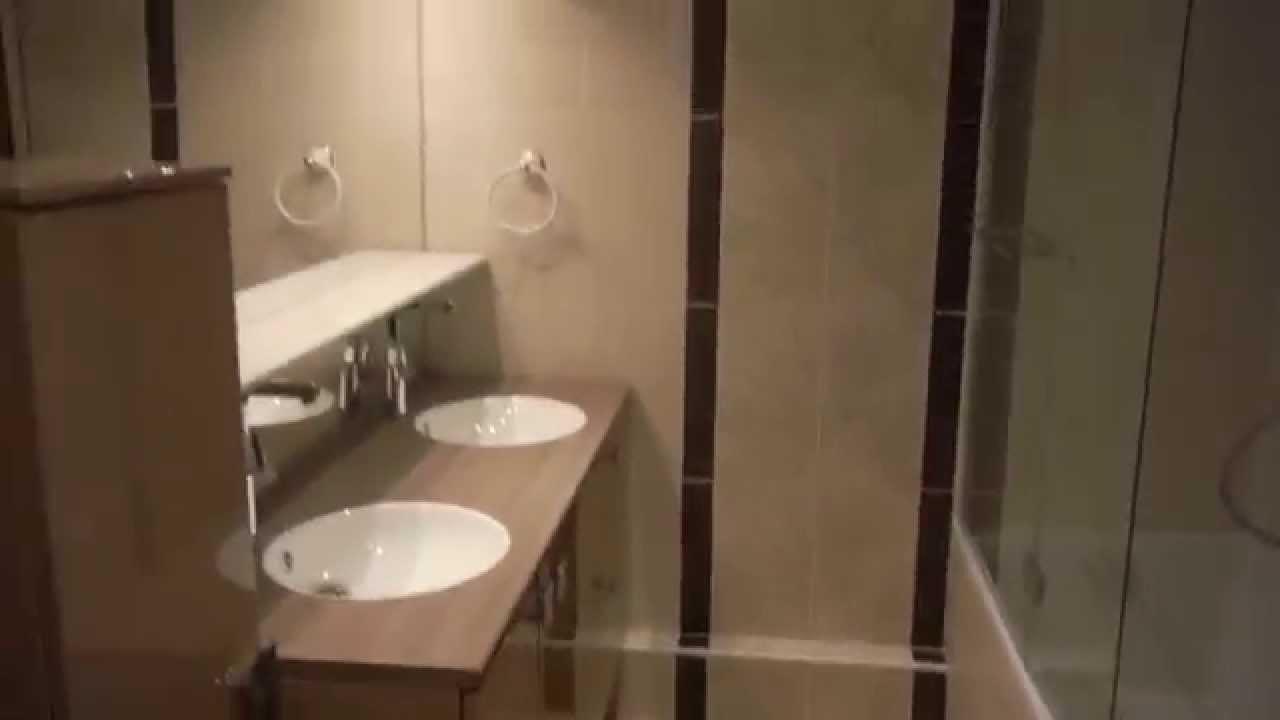 Une Petite Salle De Bain Très Fonctionnelle (chantier