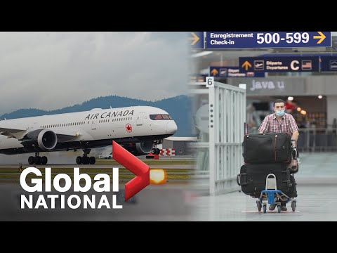 Global National: May 16, 2020 | The impact of COVID-19 on Canada's airline industry