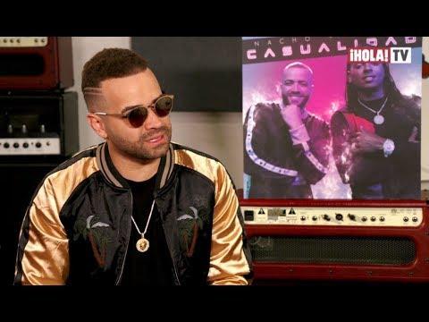 El Cantante Venezolano Nacho Habla De Cómo Involucra A Su Familia En Su Carrera   ¡HOLA! TV
