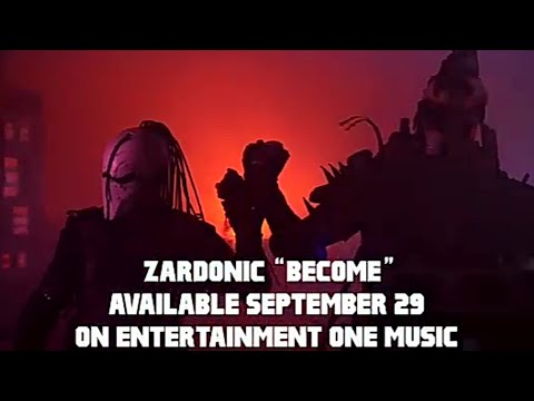 "Zardonic - ""BECOME"" (Full New Album 2018)"