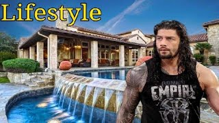 Roman Reigns (Wrestler), Age,Wife, Family, Salary, Cars, House, Education, Biography And Lifestyle