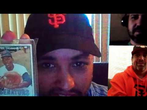 BBCJtv - Interview with Aaron Davis: Part One...  Gnarly Negro League Vintage Cards and Players