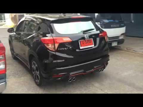 ชุดแต่งรอบคัน Honda Hrv by TamiyaAutoshop